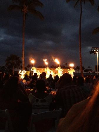 Waikoloa Beach Marriott Resort & Spa: Luau