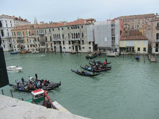 Ca' Angeli: View from Grand Canal Bedroom