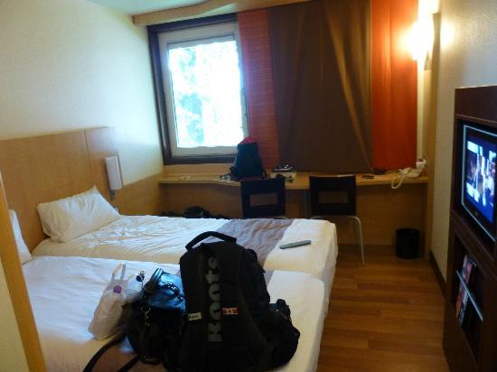 Ibis Brussels Expo-Atomium: Room
