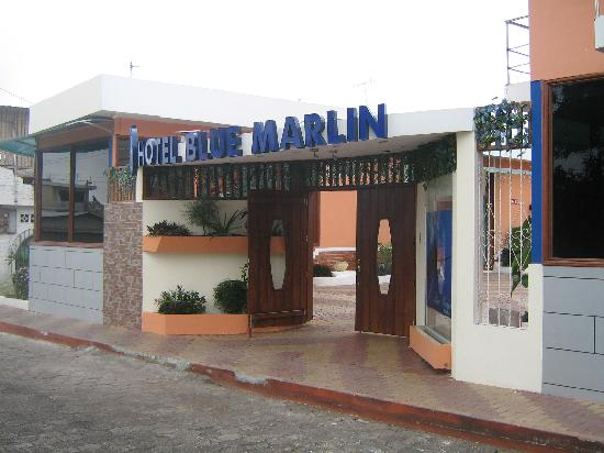 Blue Marlin Hotel: entrance