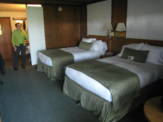Hueston Woods Lodge and Conference Center: Room