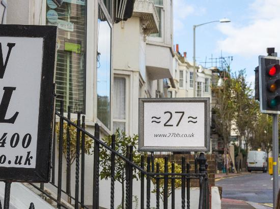 No. 27 Brighton Bed & Breakfast: A hidden gem in an otherwise ordinary street
