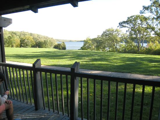 Hueston Woods Lodge and Conference Center: View