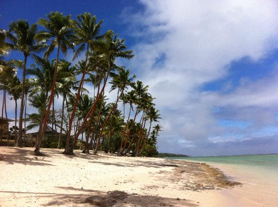 Shangri-La's Fijian Resort & Spa: First day. Gorgeous.