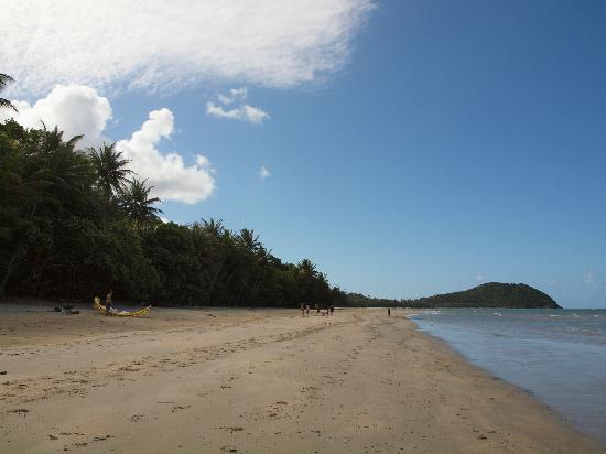 Cape Tribulation Camping: Myall Beach