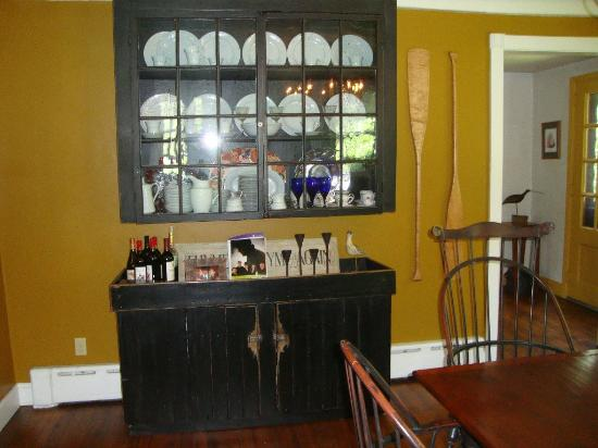 Meadowbrook School Bed & Breakfast: Dining Room 2