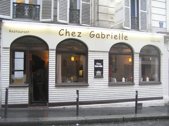 chez gabrielle paris champs elysees restaurant reviews phone number photos tripadvisor. Black Bedroom Furniture Sets. Home Design Ideas