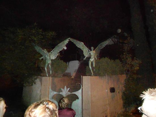 Old Bisbee Ghost Tours: Orbs