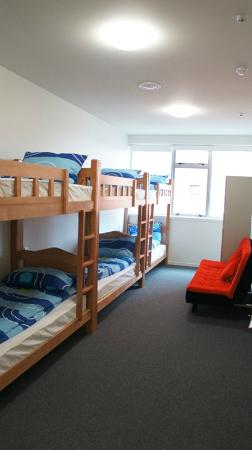 Newton Lodge: 6 beds dorm