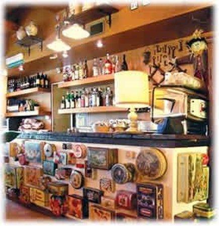 Montese, Italië: Ristorante La Terrazza - Particolare del banco bar