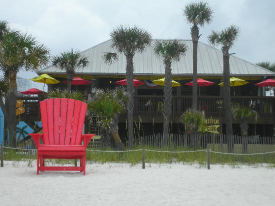 Legacy By The Sea: Barefoot Beach Club next door
