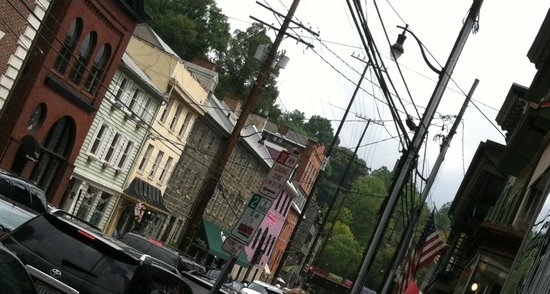 Ye Haunted History of Olde Ellicott City