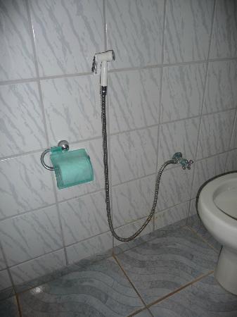 Pousada do Biu: baño