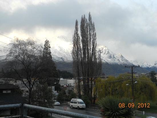 Whistler, The Chancellor - Queenstown: view
