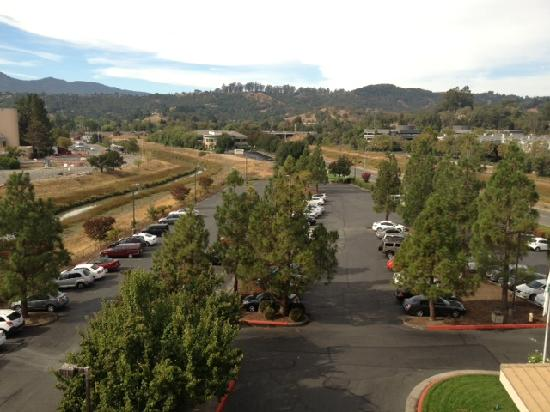 Embassy Suites by Hilton Hotel San Rafael - Marin County / Conference Center: view from room