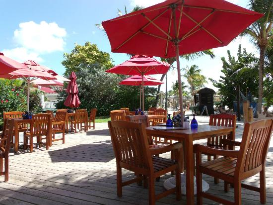 Sandals Grande St. Lucian Spa & Beach Resort: Dining