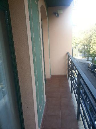 Hotel Jardín de Aranjuez: Terraza