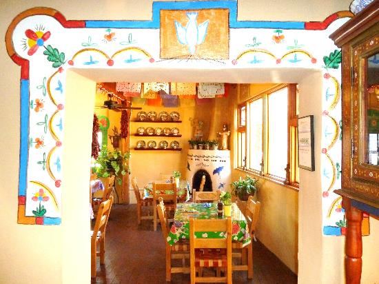 El Paradero Bed and Breakfast Inn: Breakfast Room (Inside)