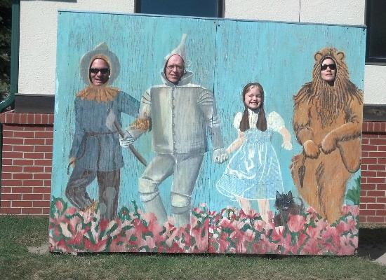 Judy Garland Museum: Wizard of Oz Fun