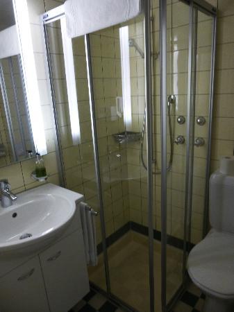 Berghotel Trübsee: Bathroom