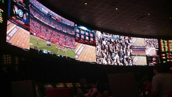 Palms Casino Resort: sports bar