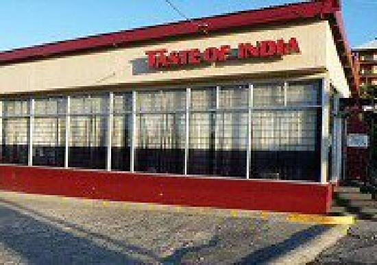 Taste of India: To the standards