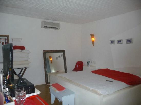 Beijupira Lodge Noronha: habitación Azul Noronha