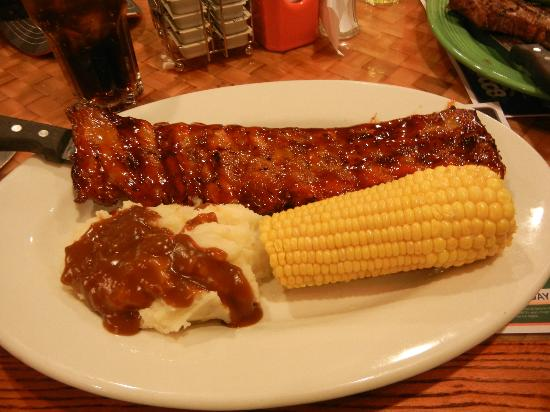 The Sterling Spoon Café: Full Rack of Ribs only 9.99