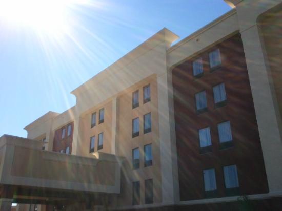 Hampton Inn Oklahoma City-Northwest : Exterior view