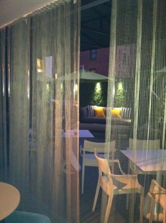 Avenue Suites Georgetown: outdoor Terrace