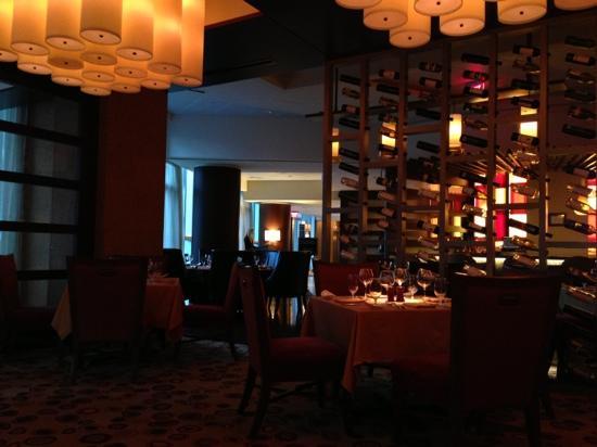 Napa at Hyatt Regency Orlando: restaurant interior