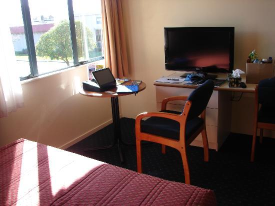 Jet Park Hotel Rotorua: Room