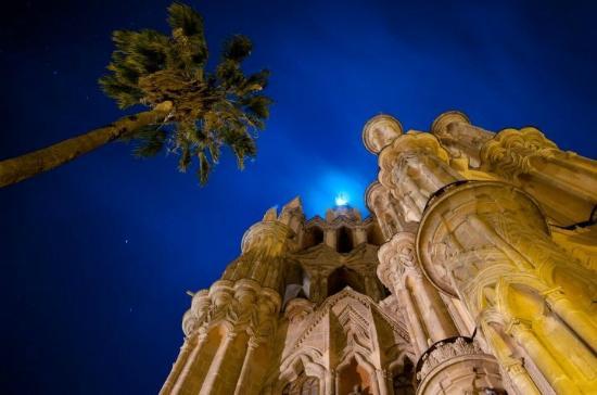 Posada Real de la Cruz: Parroquia san miguel arcangel
