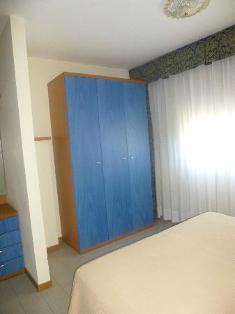 Airmotel: Bedroom