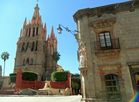 Posada Real de la Cruz: san miguel centro