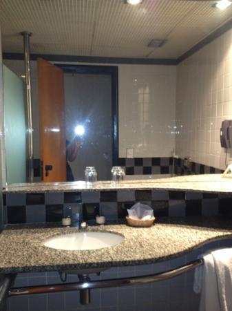 South American Copacabana Hotel: banheiro