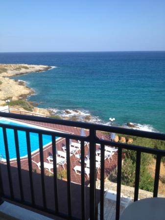 Lena Beach Hotel: the view from my room Lena beach