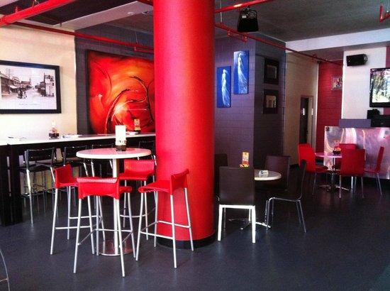Bar 138 on Barrack: Main Bar Area