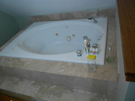 8 Dyer Hotel: Jacuzzi in Penthouse 3