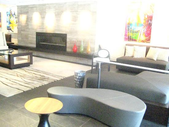 Hotel Ignacio: lobby area