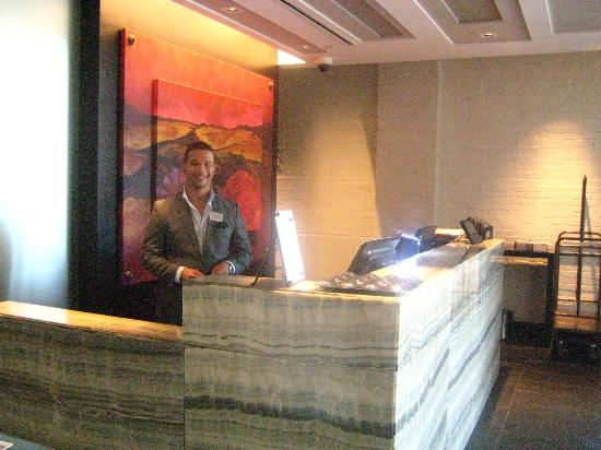 Hotel Ignacio: Lobby