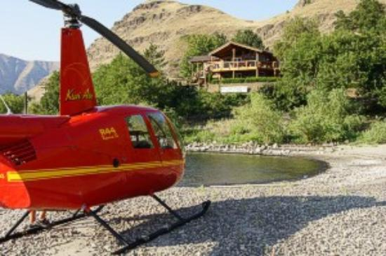 Victor and Dawna's Hells Canyon Resort: Hells Canyon Resort