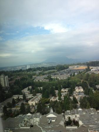 Sheraton Vancouver Guildford Hotel: view