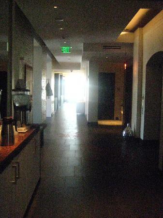Hotel Ignacio: Hallway