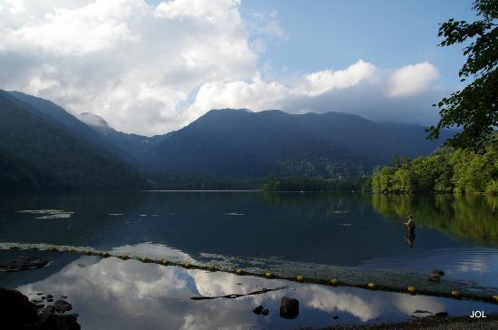 Yunoko Lake : Lake Yunoko湯の湖