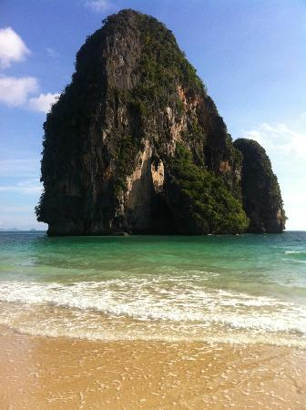 Sand Sea Resort: Phra Nang Beach