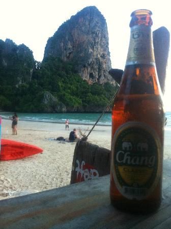 Sand Sea Resort: West Railay Beach