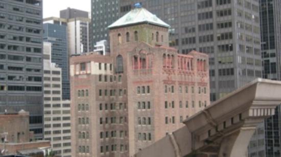เซนต์ไกลส์ - เดอะ คอร์ท นิวยอร์ค โฮเต็ล: View from room