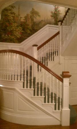 The Gryphon House : My obsession...the staircase