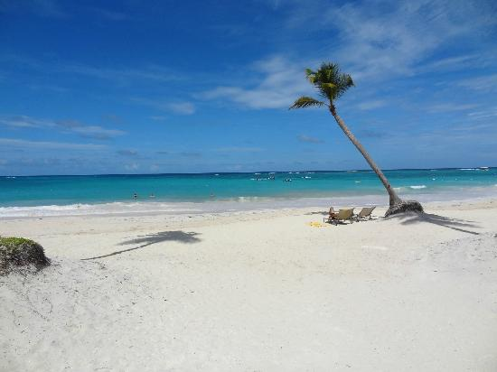 Iberostar Grand Hotel Bavaro: Beach at the Grand